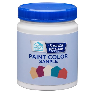 Tintable To Any Color Interior Satin Paint Sample Actual Net Contents 7 75 Fl Oz