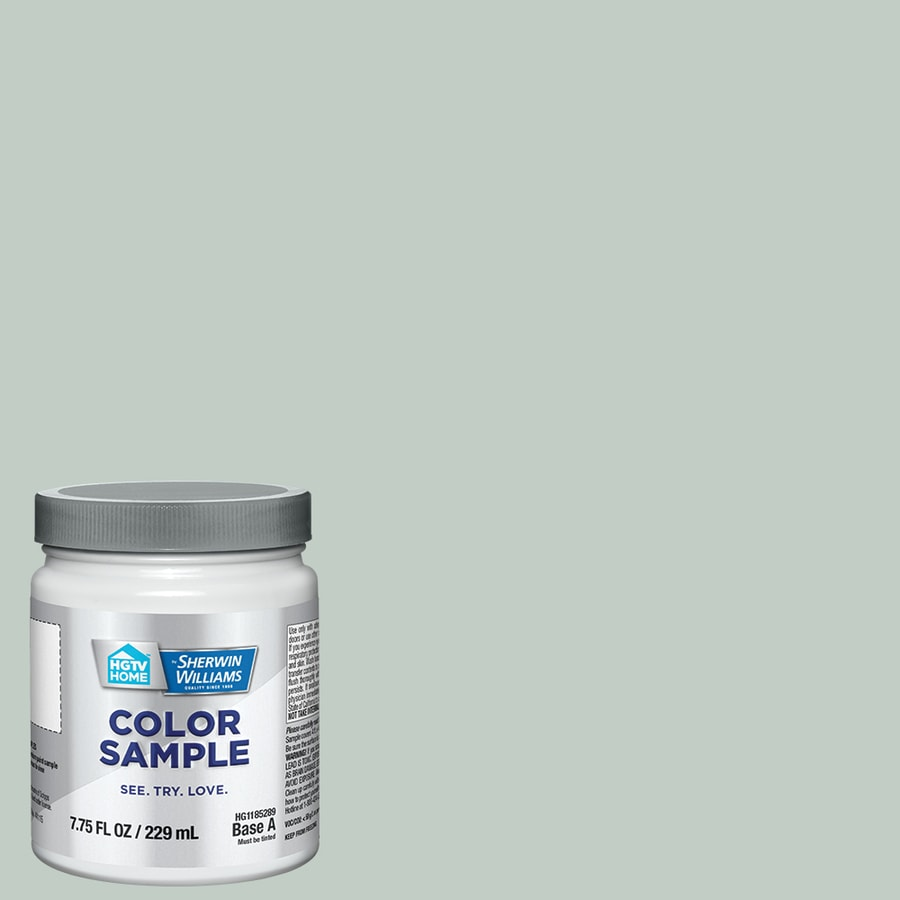 Hgtv Home By Sherwin Williams Sky House Interior Paint Sample Actual Net Contents