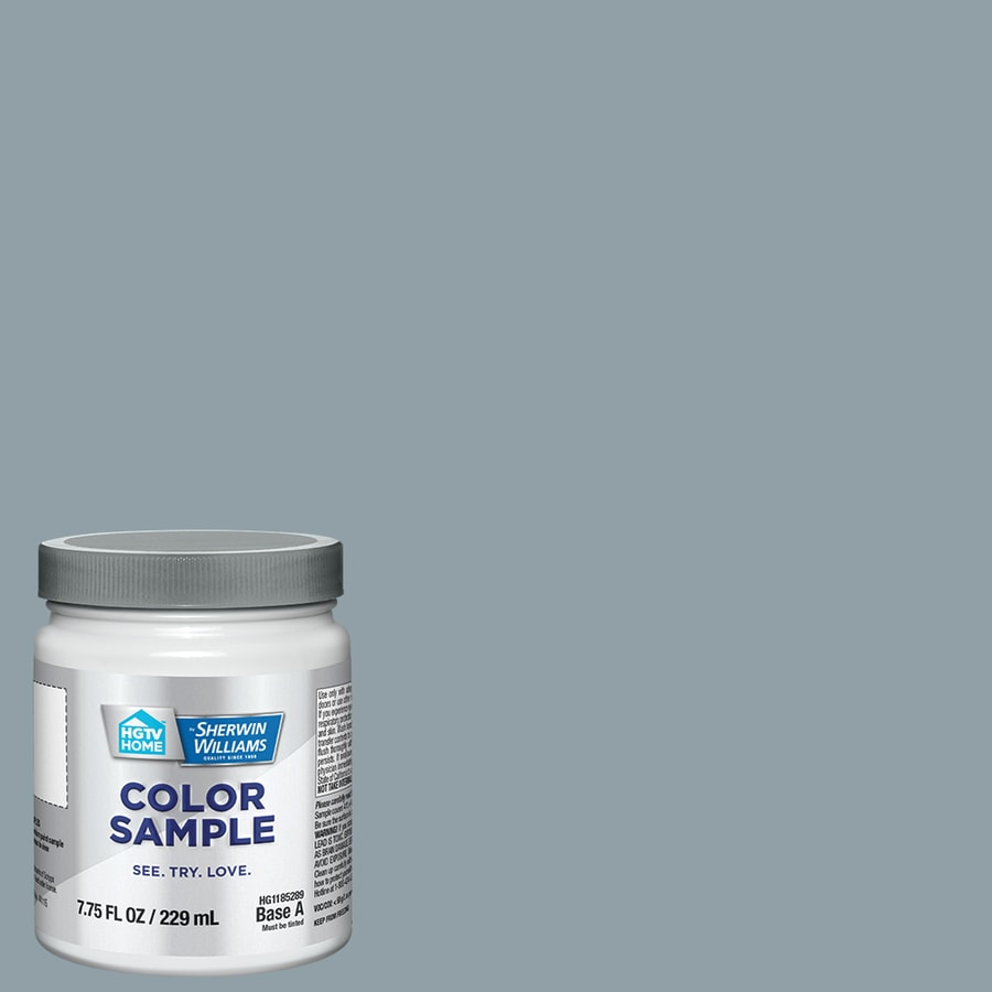 HGTV HOME by Sherwin-Williams (HGSW3324) Debonair Interior Satin Paint Sample (Actual Net Contents: 8-fl oz)