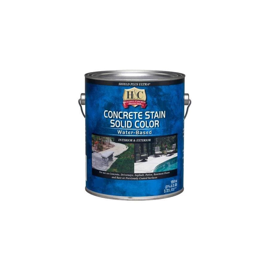 H&C 1 GL Shield Plus Ultra Solid Color Stain - Tint Base - Deeptone