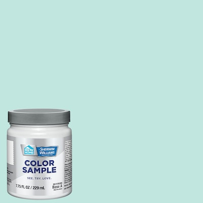 Hgtv Home By Sherwin Williams Tame Teal Interior Paint