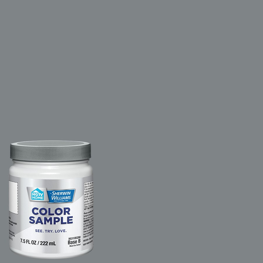 HGTV HOME by Sherwin-Williams (HGSW1463) SOFTWARE Interior Satin Paint Sample (Actual Net Contents: 8-fl oz)