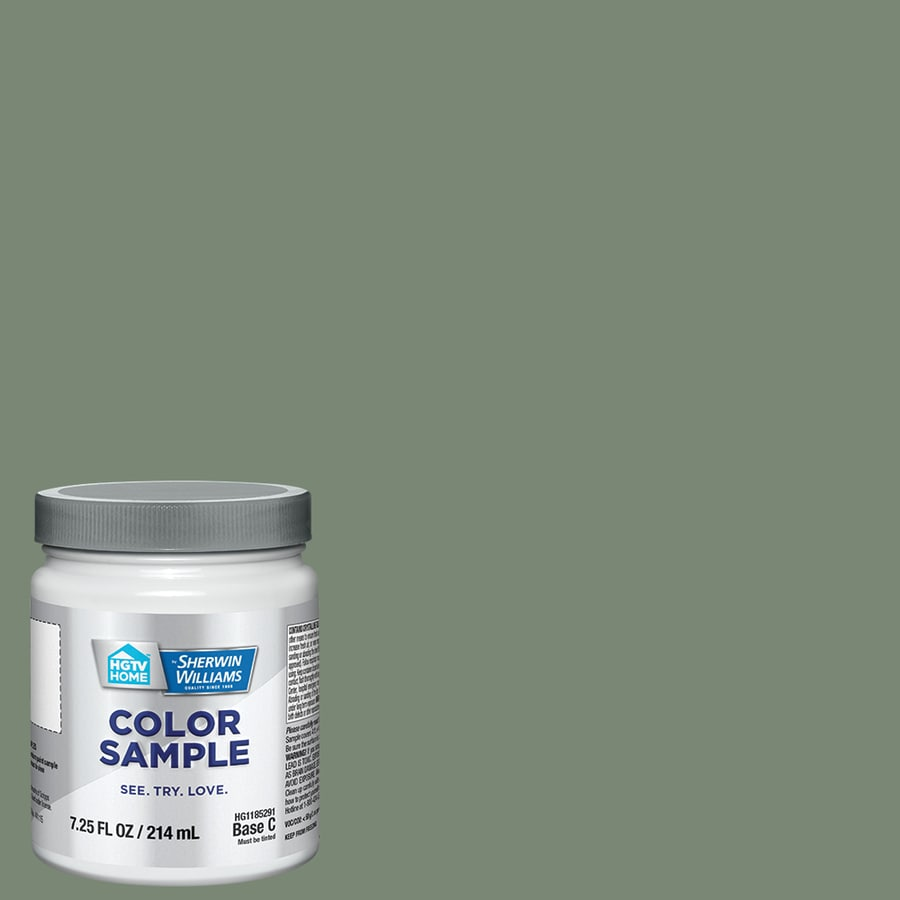 Shop hgtv home by sherwin williams hgsw3253 privilege for Sherwin williams paint sample