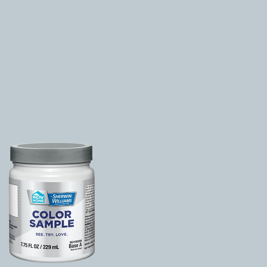 HGTV HOME by Sherwin-Williams (HGSW3357) UPWARD Interior Satin Paint Sample (Actual Net Contents: 8-fl oz)