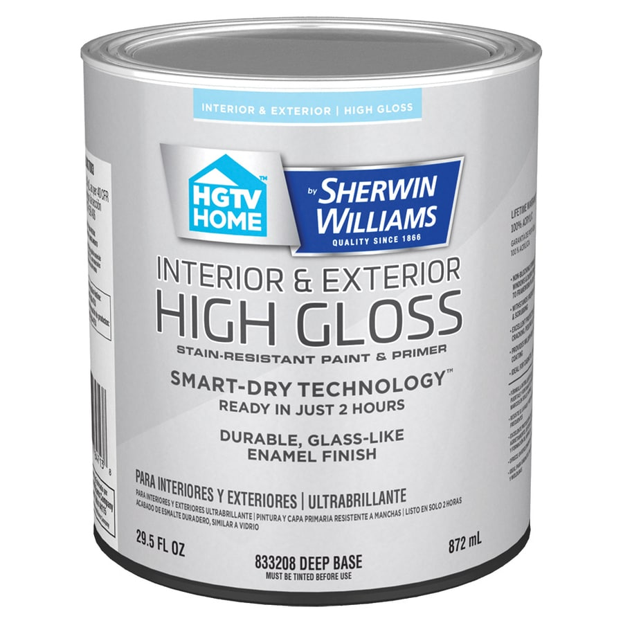 Hgtv home by sherwin williams door and trim tint base high - Sherwin williams artichoke exterior ...