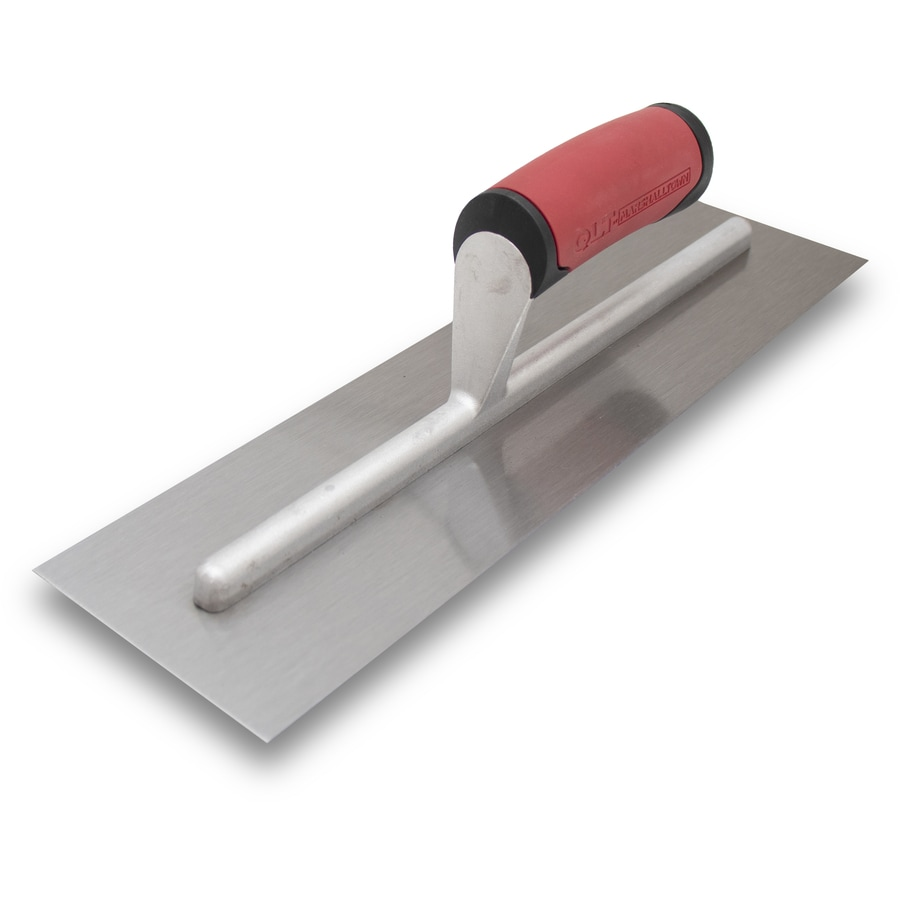 QLT by Marshalltown 14-in Texturing and Polishing Trowel