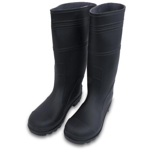 Marshalltown Lining Black Rubber Boots