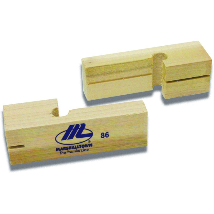 Marshalltown 2-Pack 1-in x 3.75-in Line Blocks
