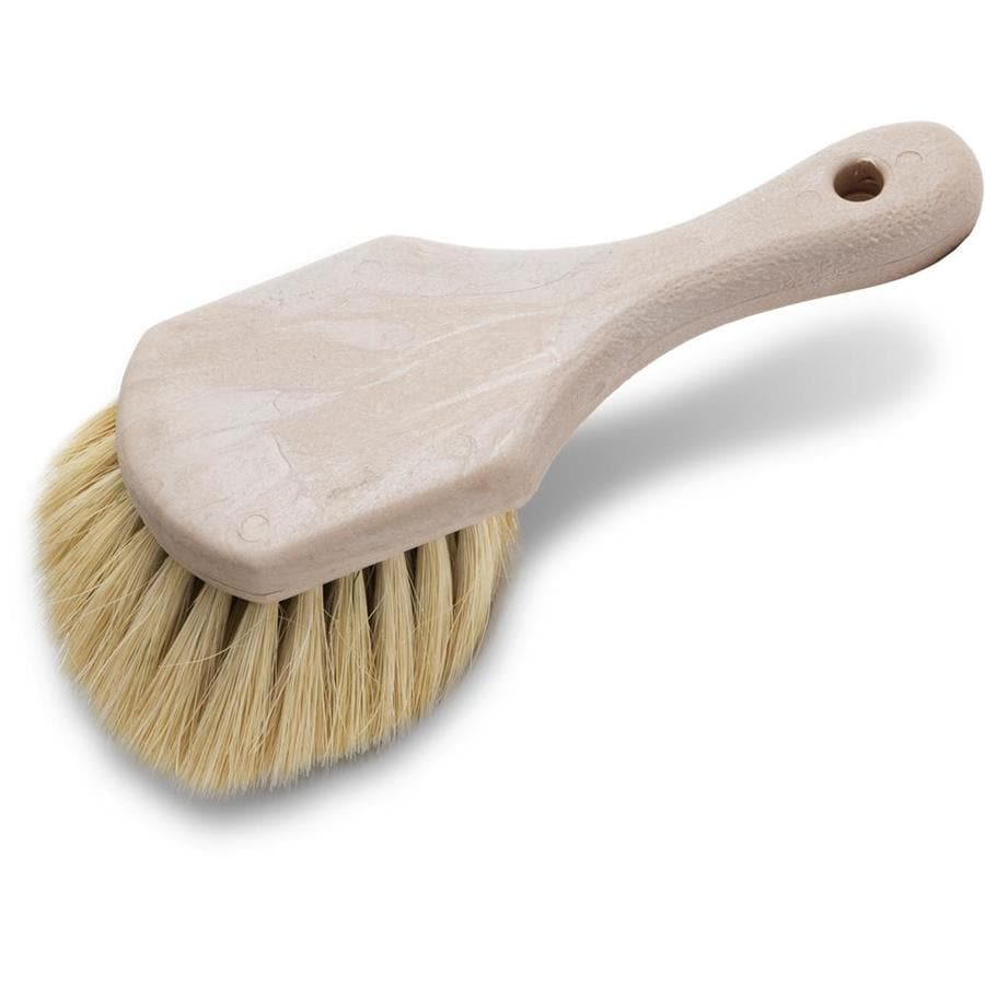 Marshalltown Natural Bristle Block and Stucco Masonry Brush (Common: 5-in; Actual: 5-in)