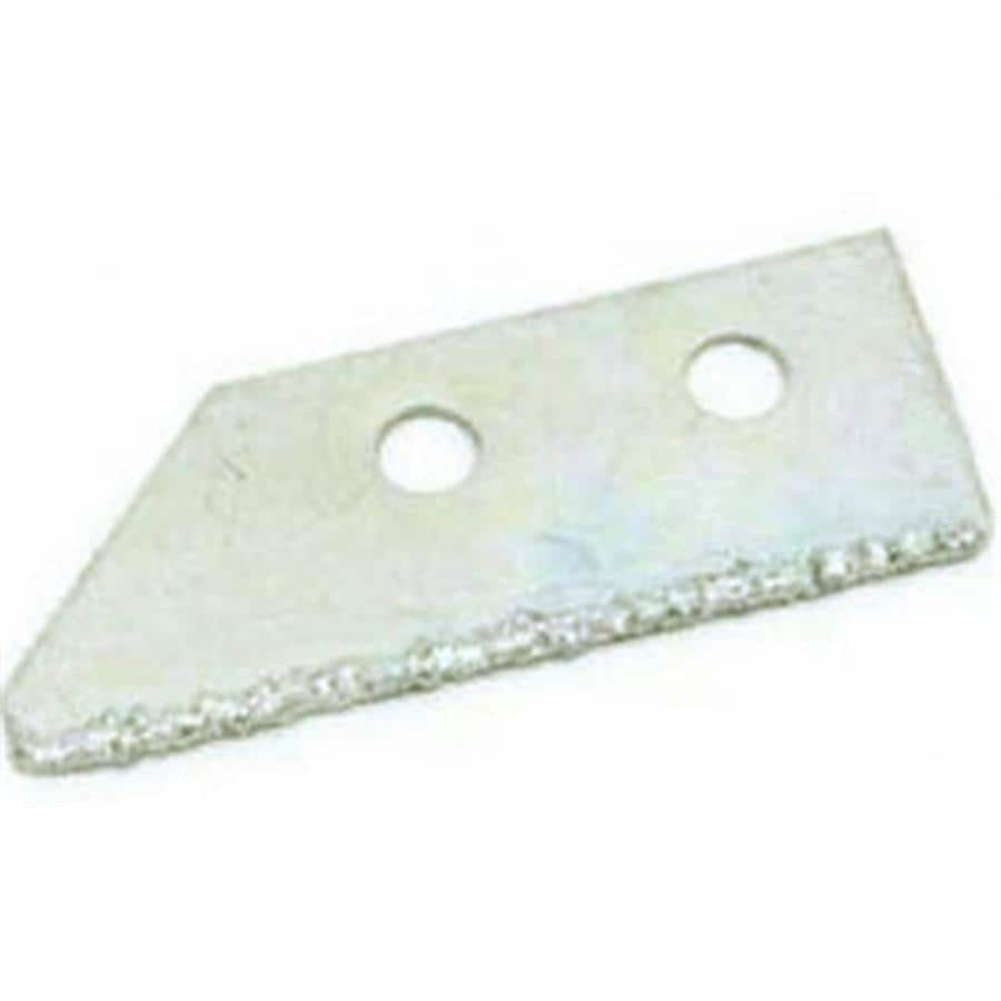Marshalltown 2-Pack 2-in Carbide Grit Grout Saw Replacement Utility Blades