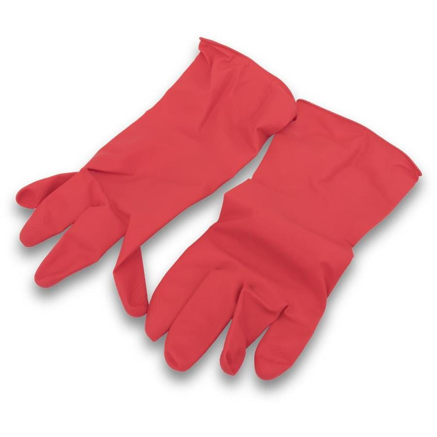 Marshalltown One Size Fits All Unisex Rubber Work Gloves