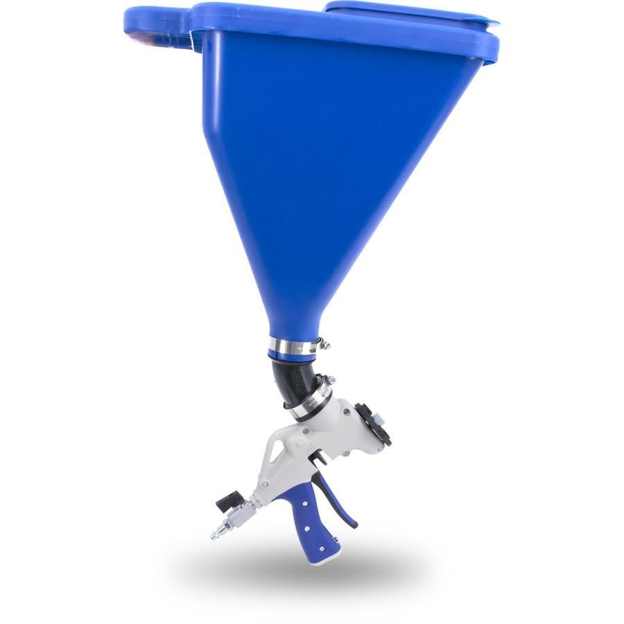 Marshalltown 3-ft Gravity Fed Hopper Gun
