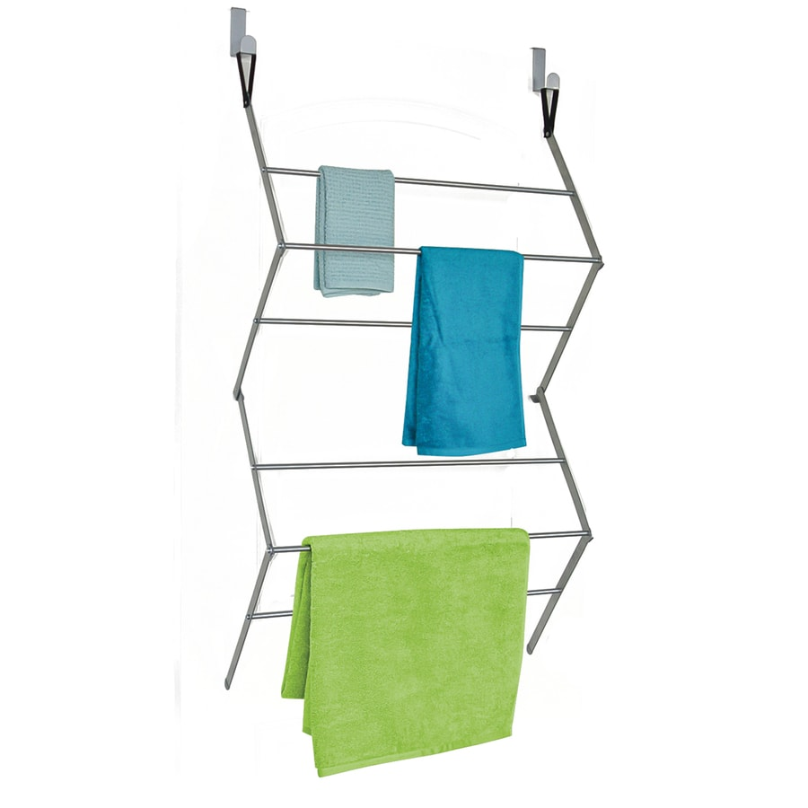 Homz Products 6-Tier Metal Drying Rack