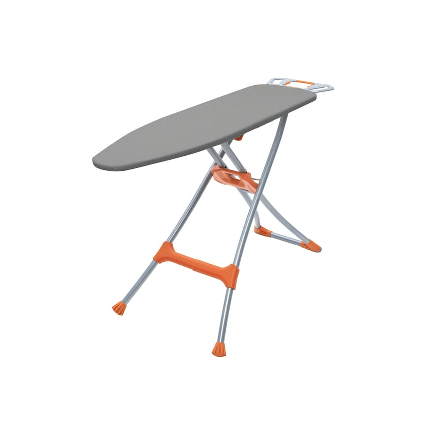 Homz Products Freestanding Folding Ironing Board In The Ironing Boards Covers Accessories Department At Lowes Com