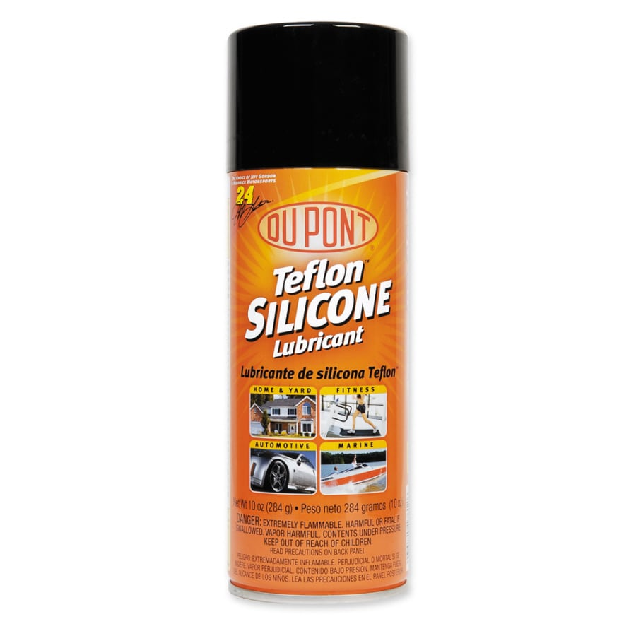 Shop Dupont Teflon 10 Oz Silicone Lubricant At Lowes Com