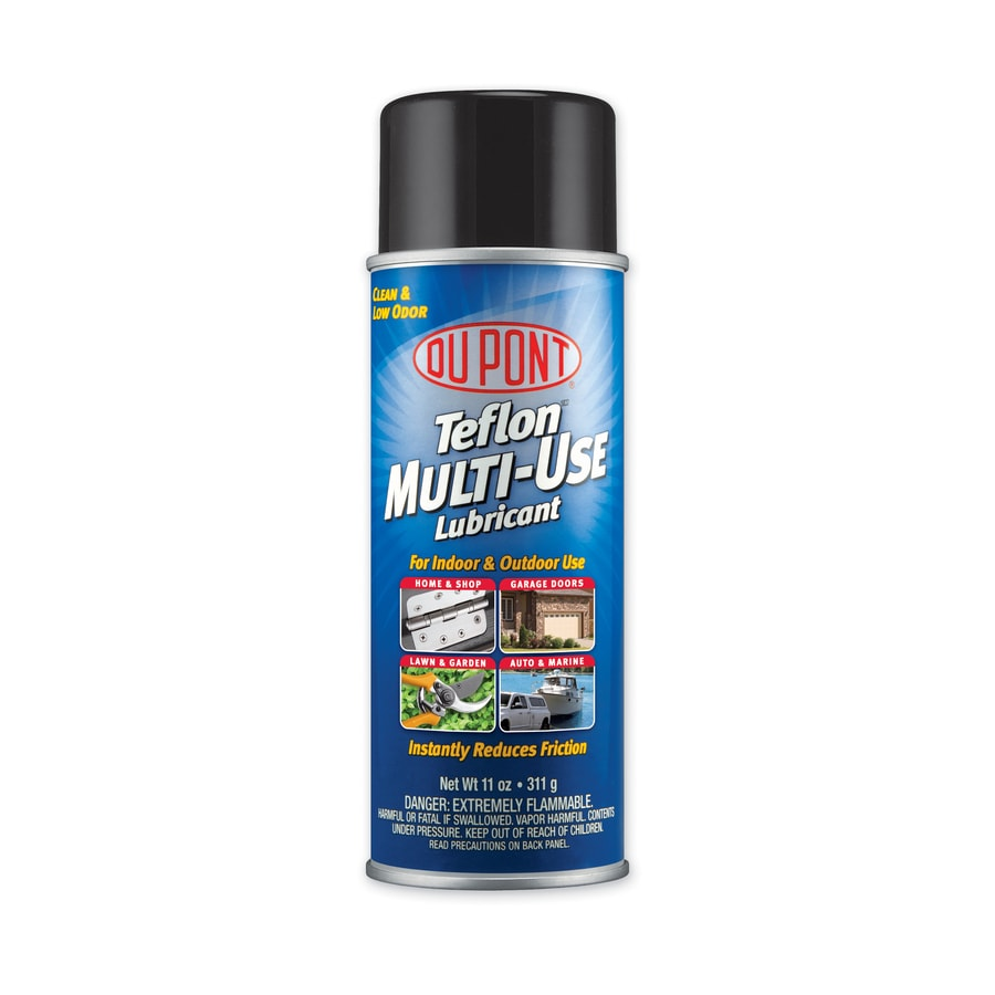 DuPont 11-oz Teflon Multi-Use Lubricant