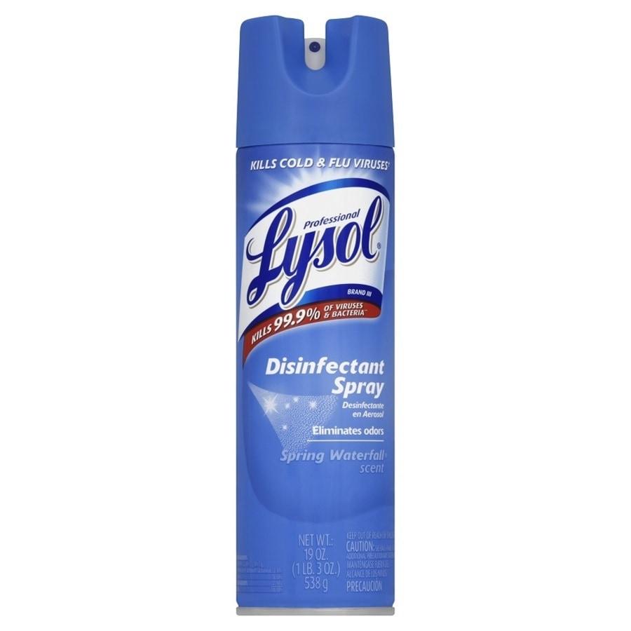 Best spray for bathroom odors - Shop Lysol Spring Waterfall Air Freshener Spray At Lowes Com