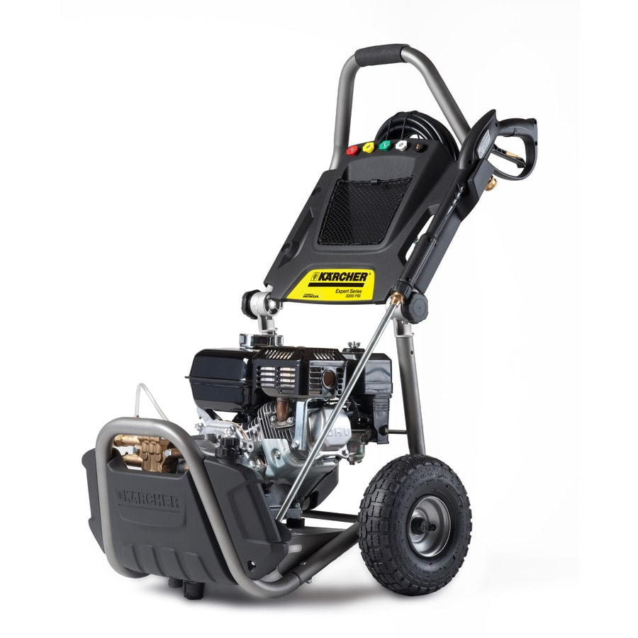Karcher 2600 psi gas pressure washer