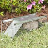 Havahart Medium 2 Door Rabbit Trap At Lowes Com