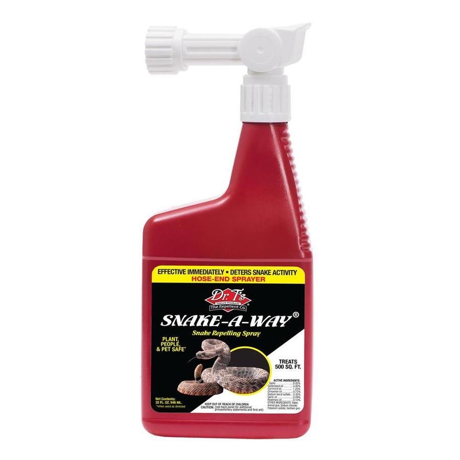 Dr. T's 32-fl oz Snake Repellent