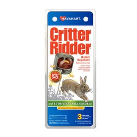 Havahart Critter Ridder 3-Count Plastic Rabbit Repellent