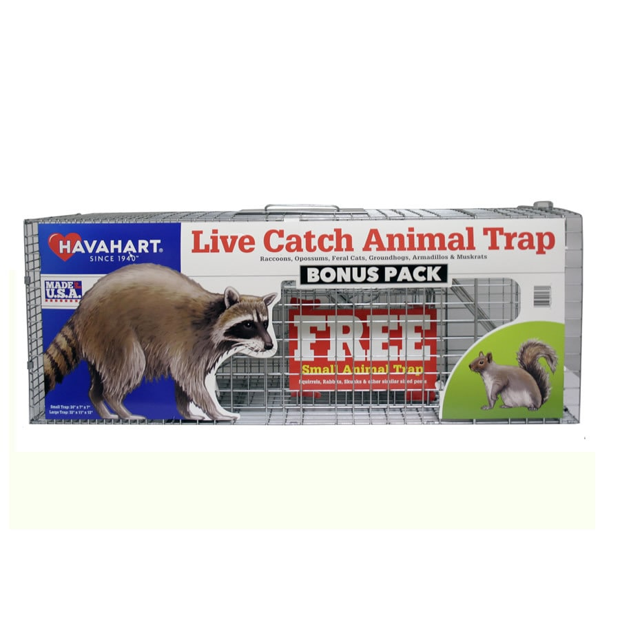 Havahart Live Catch 2-Count Animal Traps