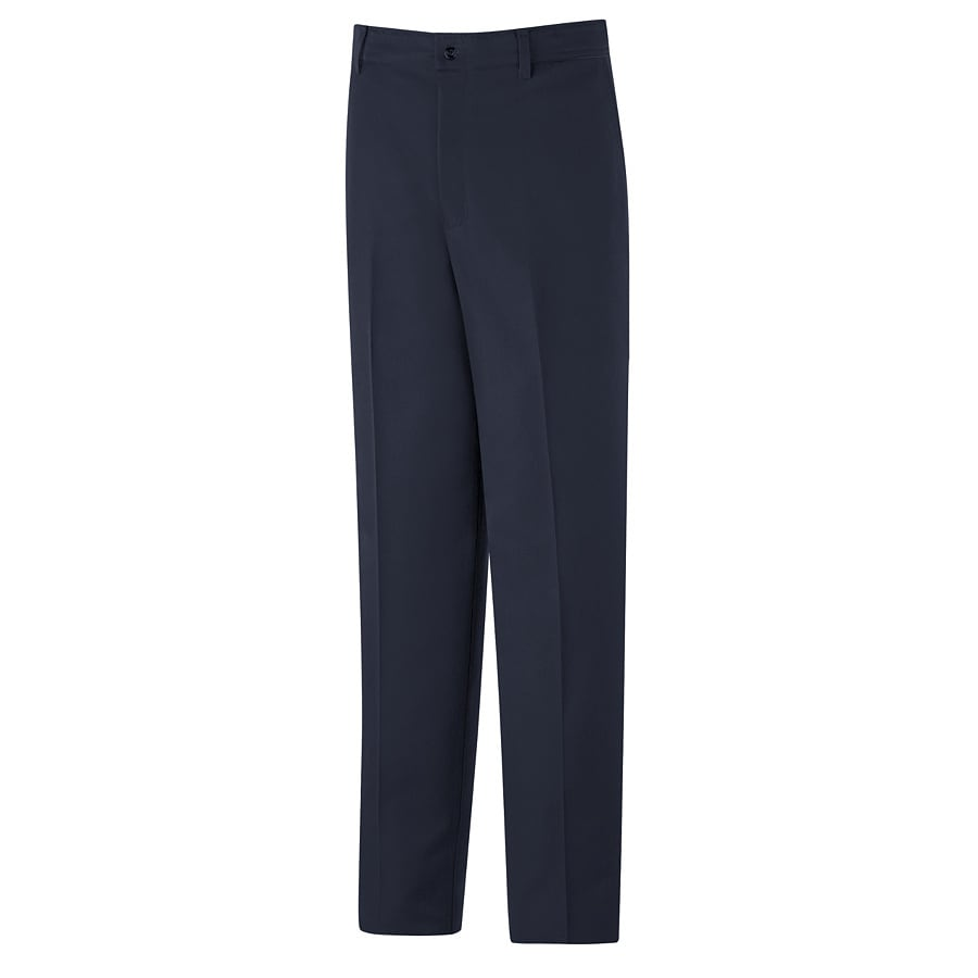 Red Kap Men's 52 x 32 Navy Twill Work Pants
