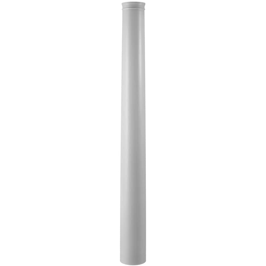 Turncraft 11.625-in x 9.583-ft Unfinished Pine Wood Round Column