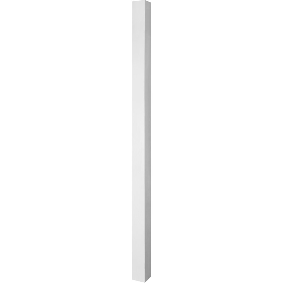 Turncraft 120-in Primed White Primed Pine Porch Post