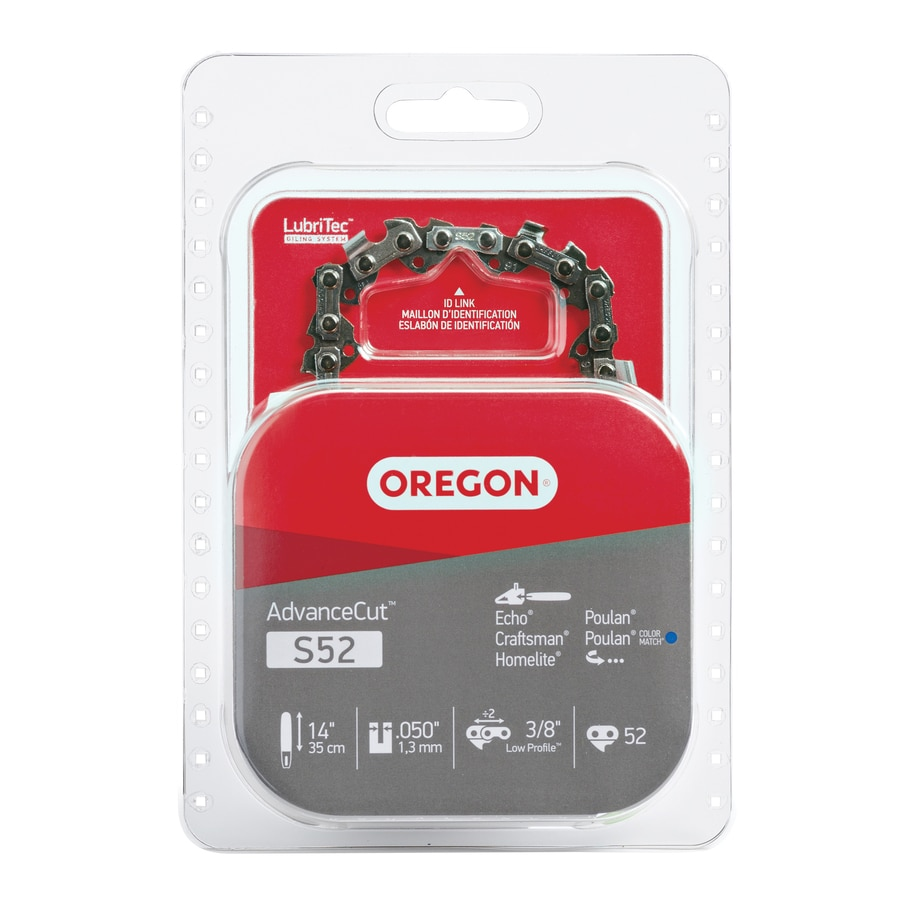 Oregon 14 In Replacement Saw Chain At Lowes Com