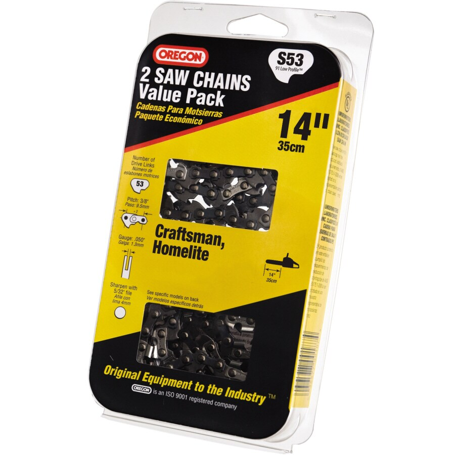Oregon 14-in Replacement Saw Chain