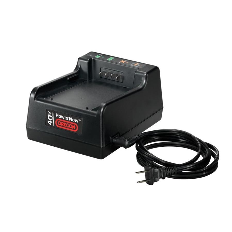 Oregon 40-Volt Lithium Ion (Li-Ion) Cordless Power Equipment Battery Charger