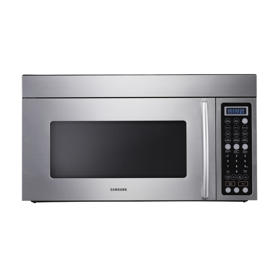 Lowes microwaves over the range with vent - Ft Over The Range Microwave
