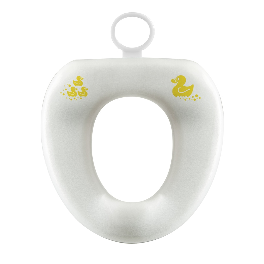 MHI Cushie Family Potty Seats Cushioned Vinyl Toilet Seat