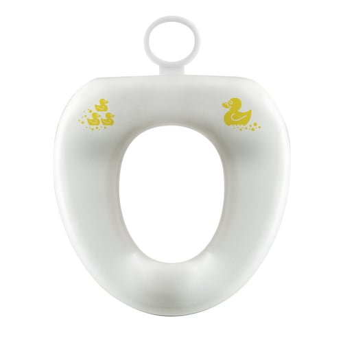 Mhi Cushie Family Potty Seats Cushioned Vinyl Round Toilet
