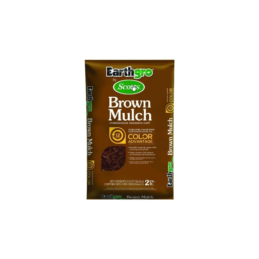 Earthgro 2-cu ft Mulch