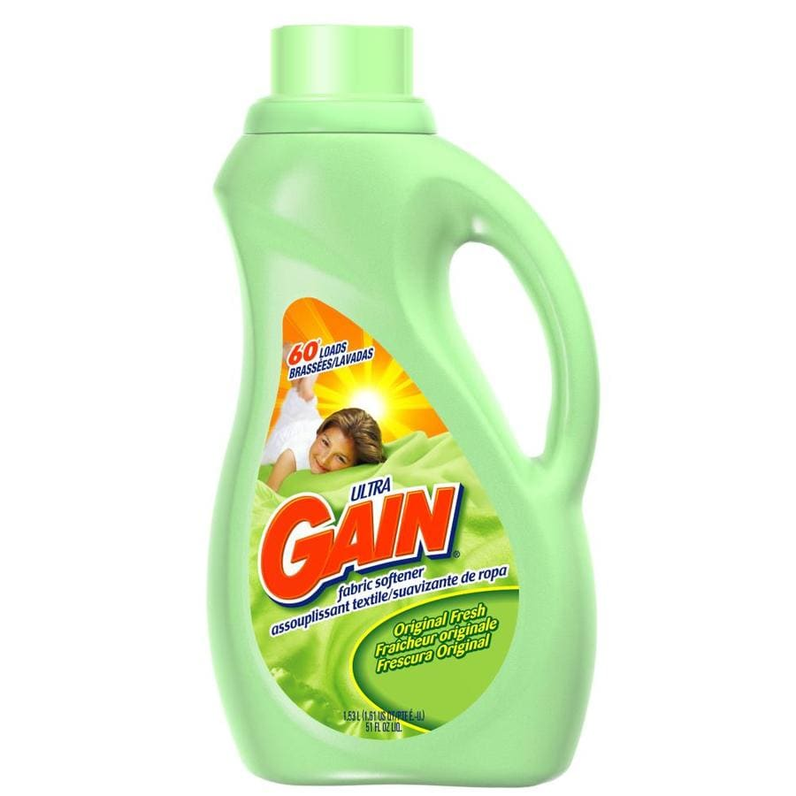 Gain 51-oz Fabric Softener