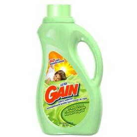 Gain 51-oz Fabric Softener Liquid
