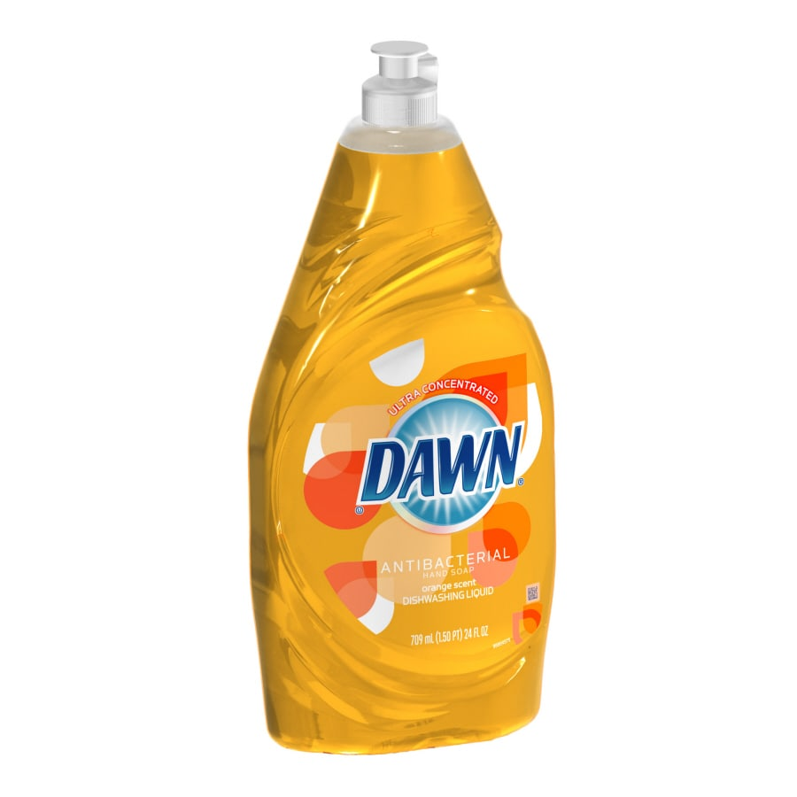 Dawn Ultra 24-oz Orange Dish Soap