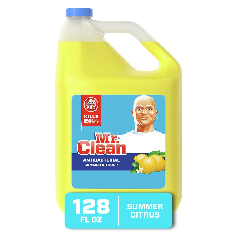 Mr Clean Home Pro 128 Fl Oz Summer Citrus All Purpose