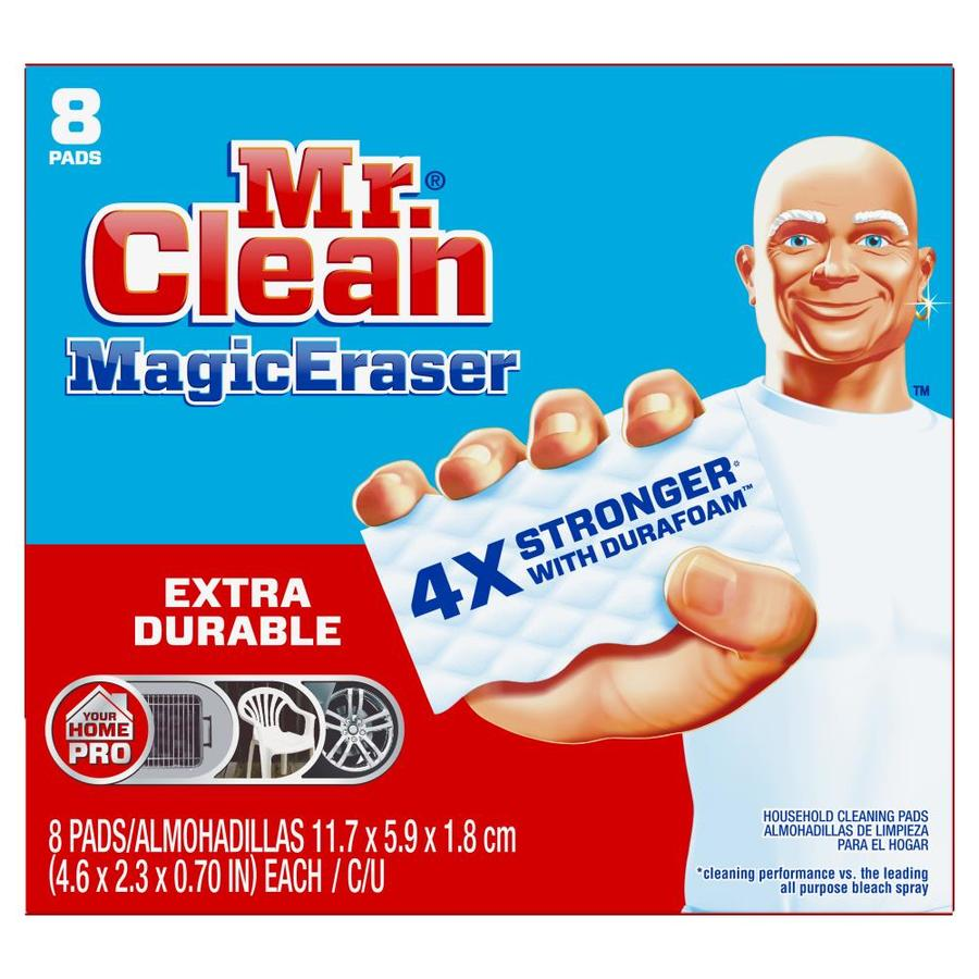 Mr. Clean Magic Eraser 8-Count All-Purpose Cleaner