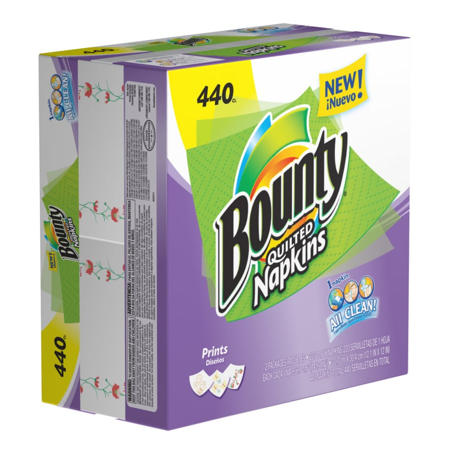 Bounty 440-Count Napkins
