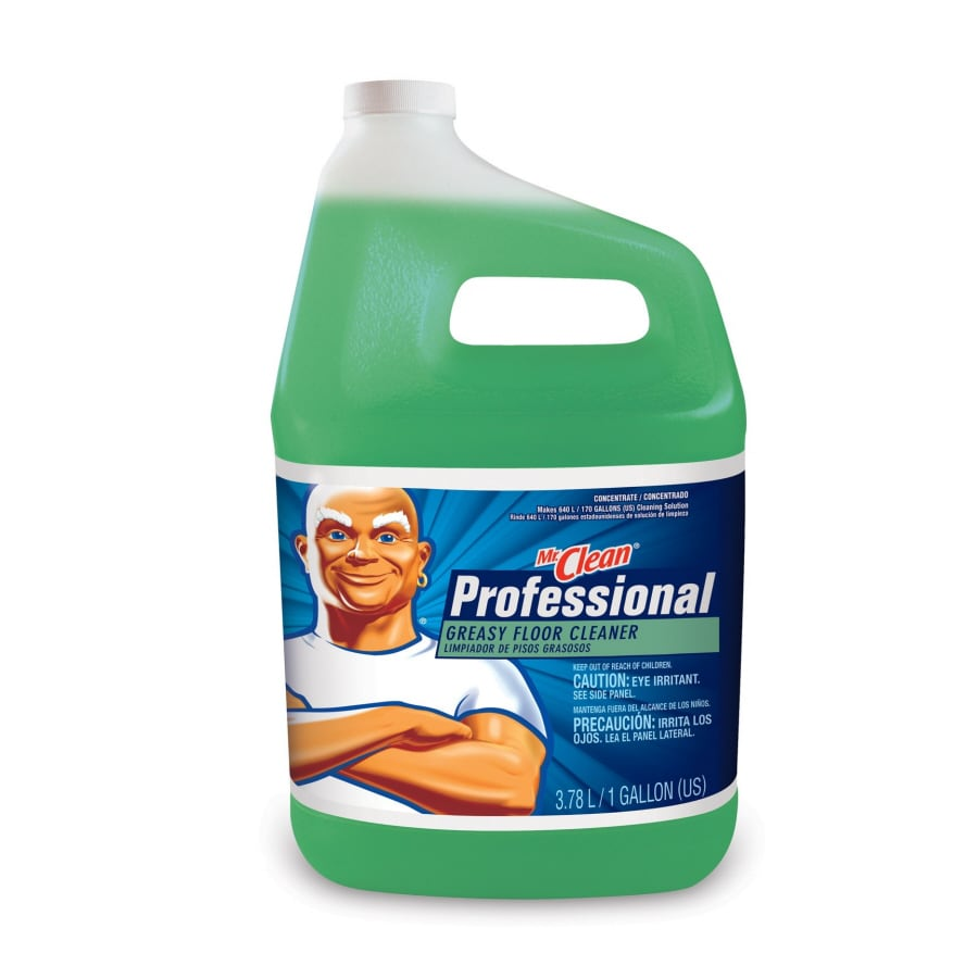 Mr Clean Professional 1 Gallon Floor Cleaner At Lowes Com