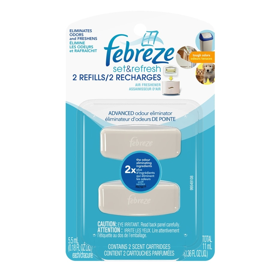 Febreze Set and Refresh 0.36-oz Original Liquid Air Freshener