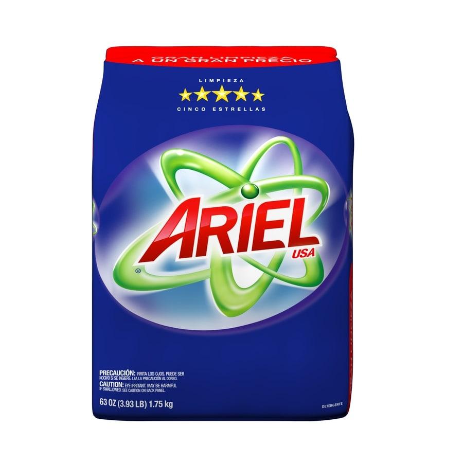 ARIEL Powder 63 Oz Original Laundry Detergent