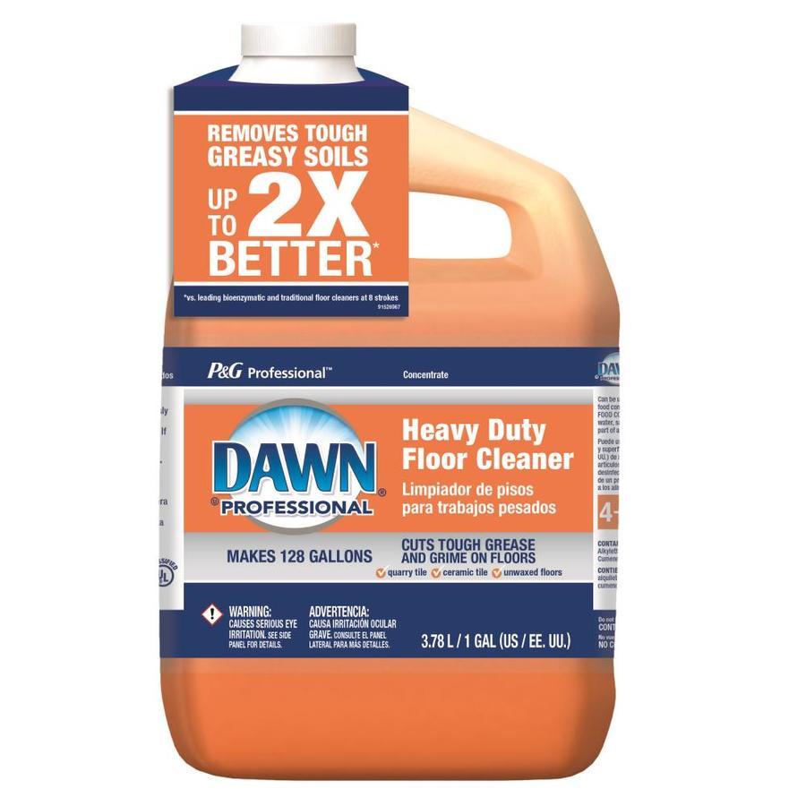 Dawn Professional 128 Oz Hardwood Floor Cleaner At Lowes Com