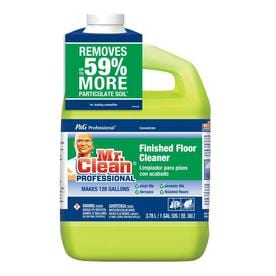 Mr Clean Professional 1 Gallon Hardwood Floor Cleaner