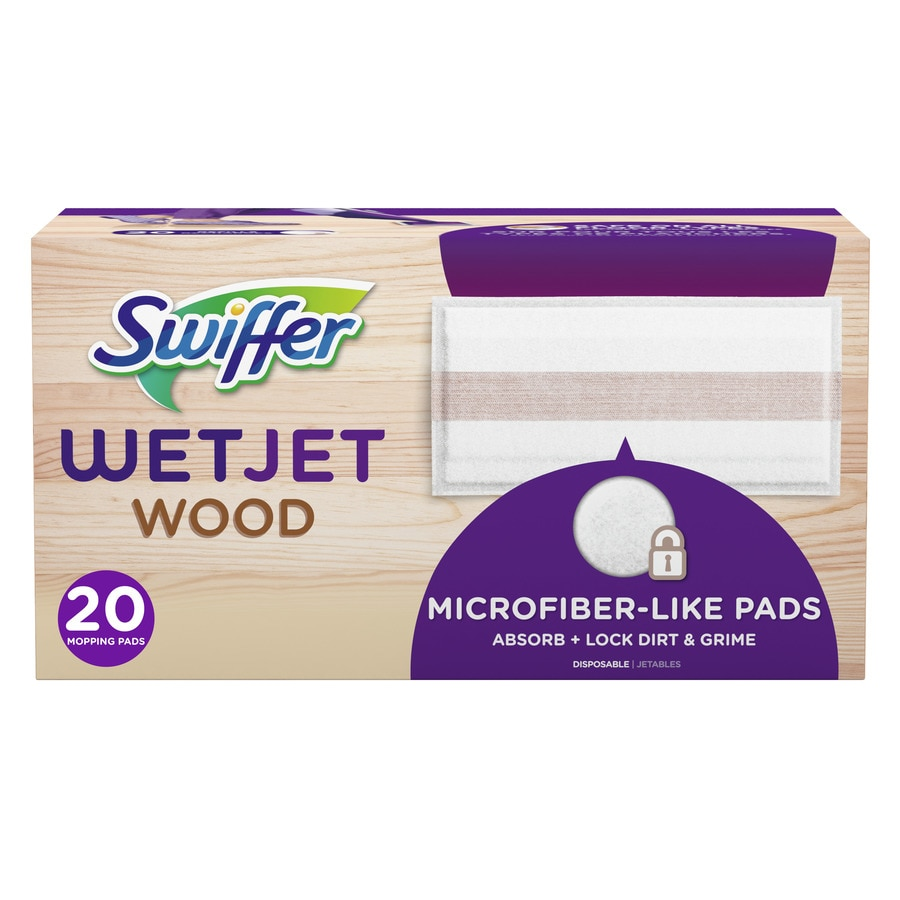 Swiffer Wet Jet 20 Pack Refill At Lowes Com