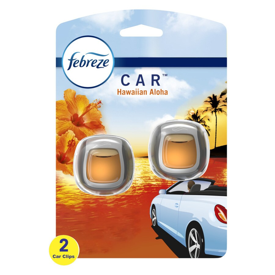 Febreze 2-Pack Hawaiian Gel Air Freshener