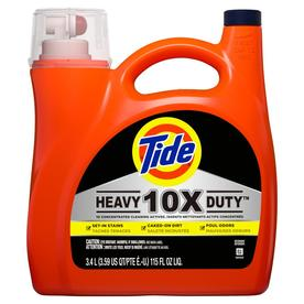 Tide Heavy Duty 115-fl oz Original HE Laundry Detergent